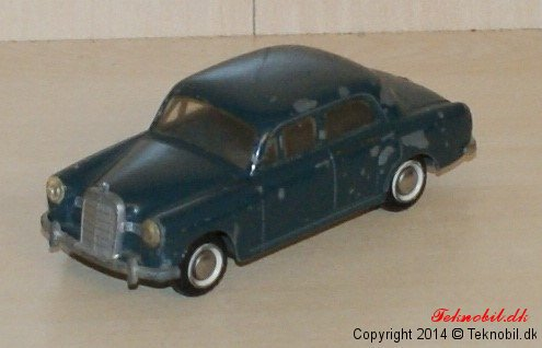 Mercedes Benz 180 Tekno no. 723