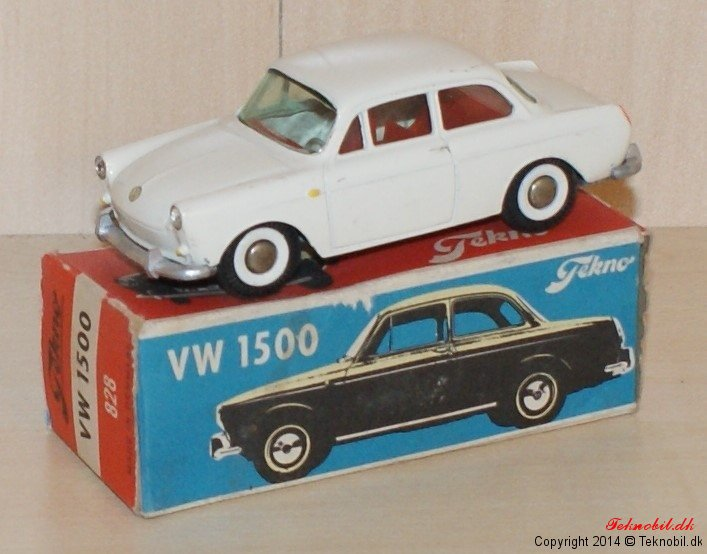 VW 1500 Tekno no. 828