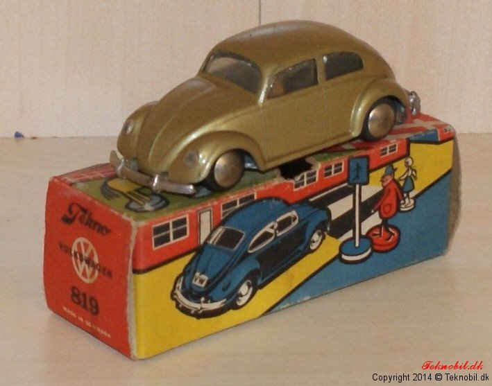 VW 1200 1953 Tekno no. 805