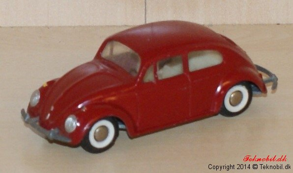 VW 1200 57-60 Tekno no. 819