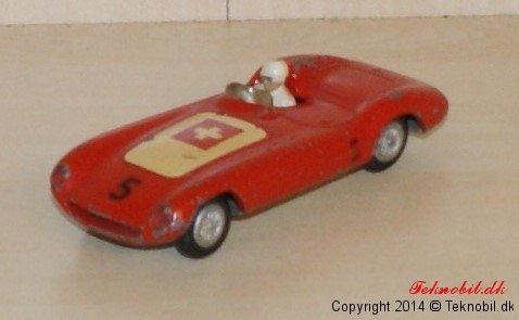 Ferrari 750 Monza Tekno no. 813